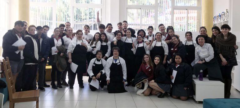 Foto de grup dels participants al projecte