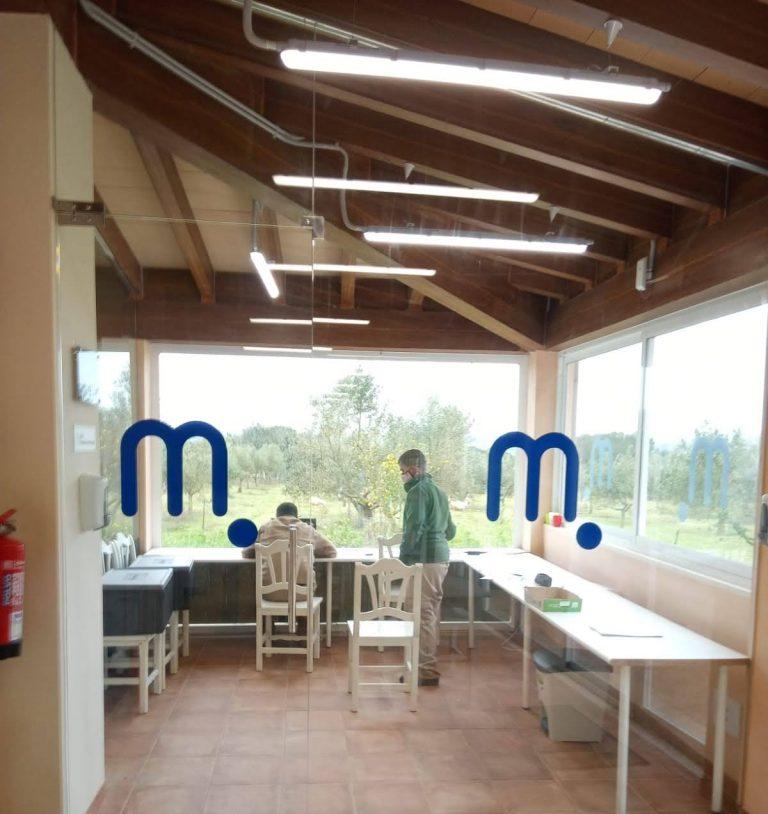 Ses Oliveres, talleres ocupacionales rodeados de naturaleza